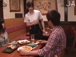 japanilainen kuuma, paras cumshot ihanteellinen, tarkistaa perse
