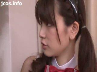 more japanese scene, watch oriental movie, see cosplay film