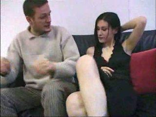 Ovidie جنس في ل أريكة فرنسي