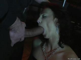 Seksi penjara pukulan itu whistle