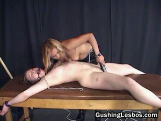 lesbische seks tube, ideaal lesbisch, een bdsm