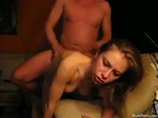 deepthroat klem, heetste vriendin klem, eigengemaakt porno