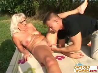 watch older you, best teasing, hottest granny