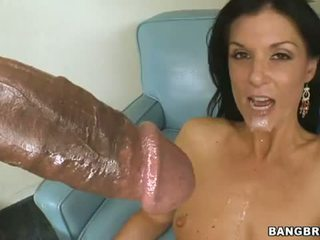 brunette tube, echt zuig- film, deepthroat film