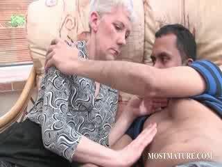 najbolj več porno, polna babica, polna aged scene
