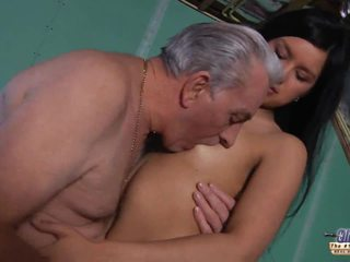 see old hot, ideal pussylicking, see grandpa hot