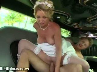 Bride Gets Fucked In Limno
