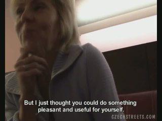تشيكي streets - jitka اللسان فيديو