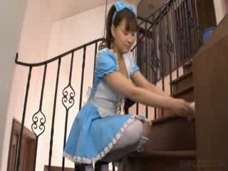 japanese sweety shows underwear upskirt