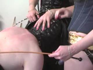 groot femdom tube, groot strapon kanaal, kwaliteit biseksuelen vid