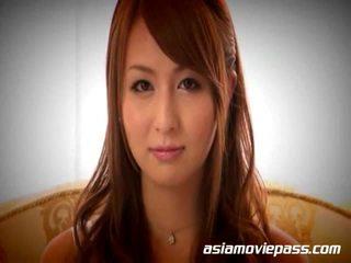 Japonez fata giving mare lovitură muncă