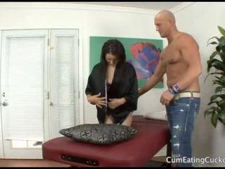 Sophia gets të saj pidh punded nga të saj lovers kokosh