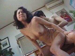 Japonské Mama porno