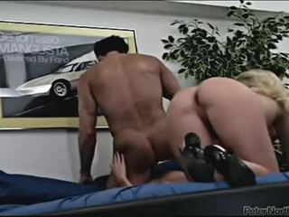 Immodest Sexy Toni James Enjoying The Threesome Bang She Always Craved For