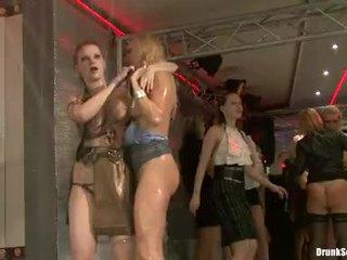 alle groepsex actie, groepsseks porno, vers partij meisjes