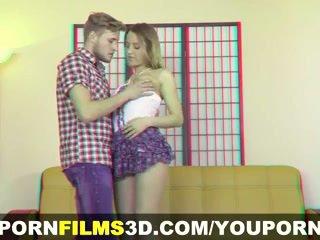 Porno filmi 3de - divje seks na a zofa