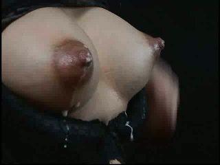 ideal milk porn, full silicone clip, full tittyjob