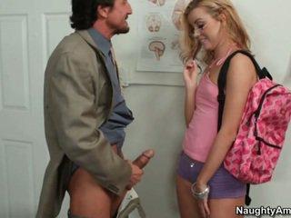 coed vid, zien college meisje film, u schattig