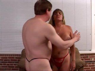 orale seks, meer kaukasisch, pijpbeurt vid