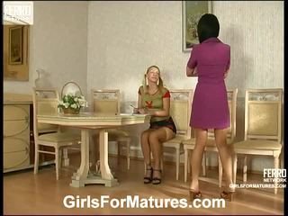 Rosaline And Ottilia Pussylicking Mom Inside Activity