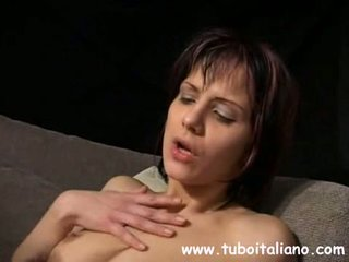 nieuw amatoriale neuken, hq italiaans scène, een italiana porno