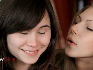 meest brunette actie, heetste jong video-, vers vrouwvriendelijke