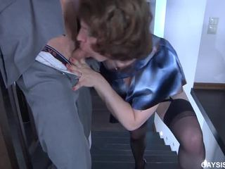 crossdresser, blowjob, analni