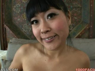 Yuki mori asiatique faciale