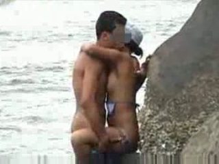meer amateurs porno, u voyeur seks, strand