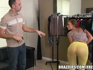 Brazzers - whitney aussehen groß im tights