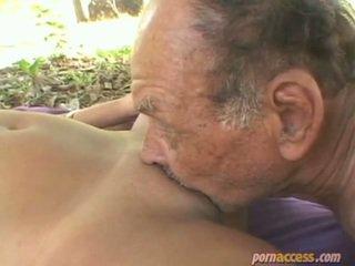 hardcore sex, senelė, močiutė, močiutė lytis