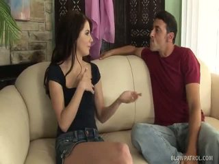 Kelly Klass Uses Her Horny Slippery Mouth