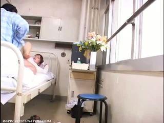 voyeur, nurses, asian