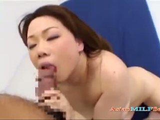 hq brunette, ideaal schattig scène, echt japanse