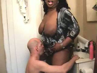 u zuig- mov, nominale grote borsten neuken, interraciale