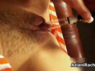 Sexy milf rachel aziani spelen part5