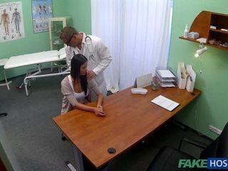 neuken actie, kijken dokter scène, kwaliteit verborgen cams