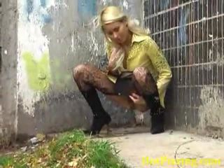 any blondes thumbnail, outdoor sex movie, fresh beauty