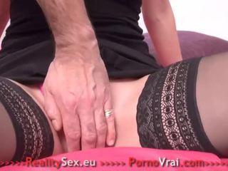 zien voyeur, controleren frans gepost, echt anaal vid