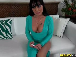 Asian milf Mahina Zaltana is doggystyled