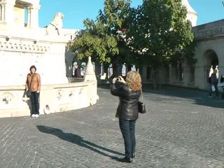 public sex, naked in the street, sex adventures, outdoor fuck