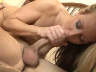 Horny mature slut gets hard fucked and facialed