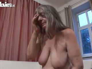 alle oma seks, nieuw drietal, volwassen klem