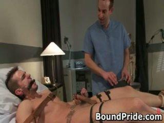 Musclé jason et penix en extraordinary homo servitude 5 par boundpride