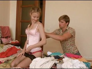 Dievča a ju buddy súložiť drsné