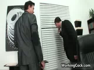 Seth Roberts fucking and sucking on office 3 by WorkingCock