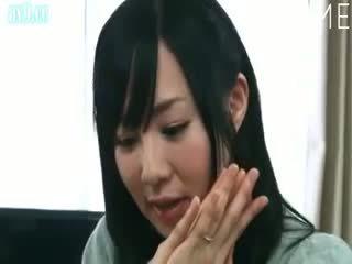 vers japanse video-, meer cumshot, vers ezel klem