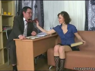 fucking check, ideal student ideal, hardcore sex