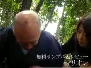 Japanese Teen Didnt Understood Grandpas Intention Video