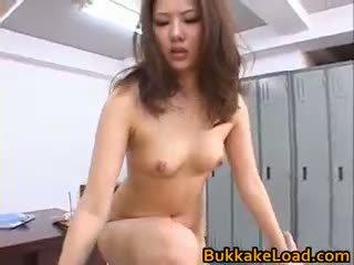 Aya Matsuki Horny Asian Doll Enjoys Sex Part1